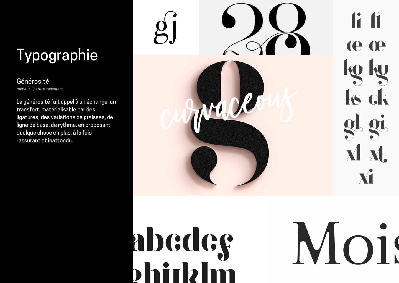 TypographieGénérosité