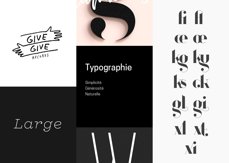 TypographieGeneral